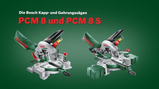 PCM 8 / PCM 8 S Video 3