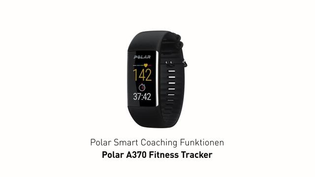 Polar - A370 Fitness Tracker Video 3