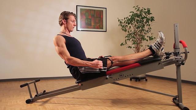Christopeit - Ganzkörpertrainer Total Exerciser TE Video 3