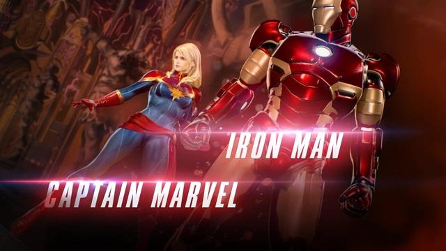 Marvel vs. Capcom - Infinite Video 12
