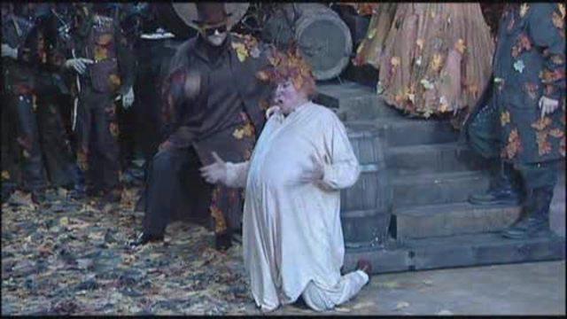Verdi: Falstaff (Teatro Comunale, Florenz, 2006) Video 3
