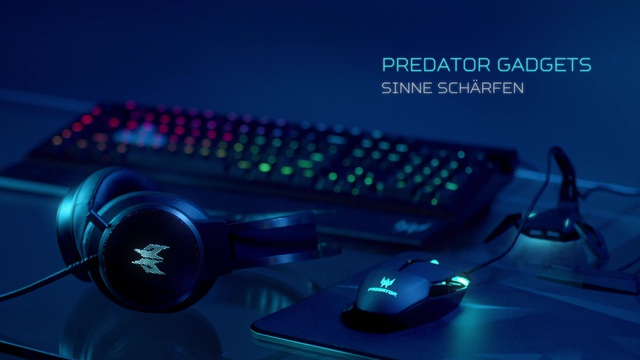 Acer - Predator Gadgets Video 2