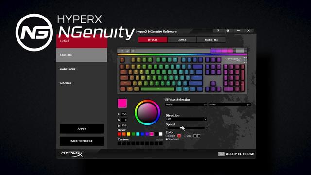 Kingston - HyperX NGenuity Software Video 11