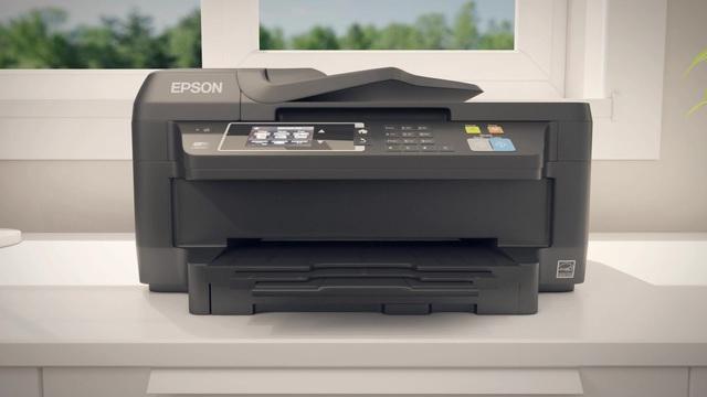 Epson - Workforce WF-2000 Serie Video 10