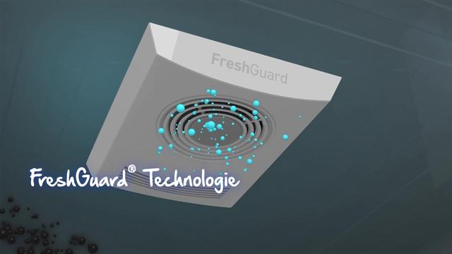 Beko - FreshGuard Technologie Video 7