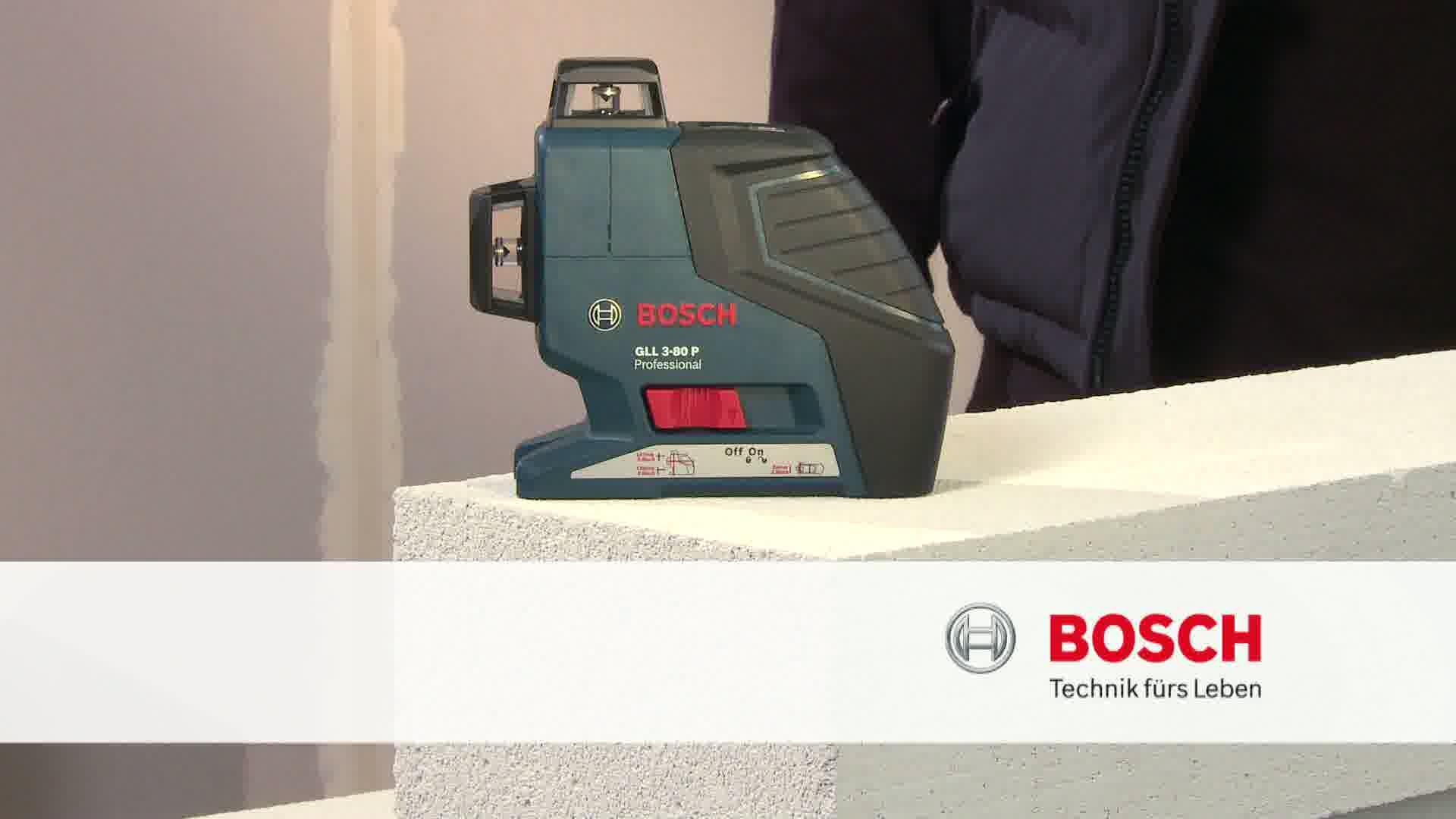 Bosch Entfernungsmesser Forum : Gll p linienlaser bosch professional