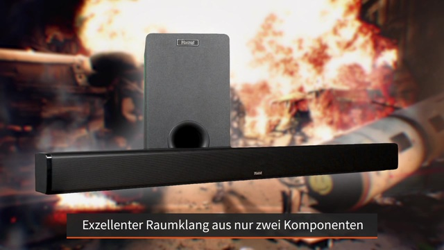 Magnat - Soundbar SBW 250 Video 3
