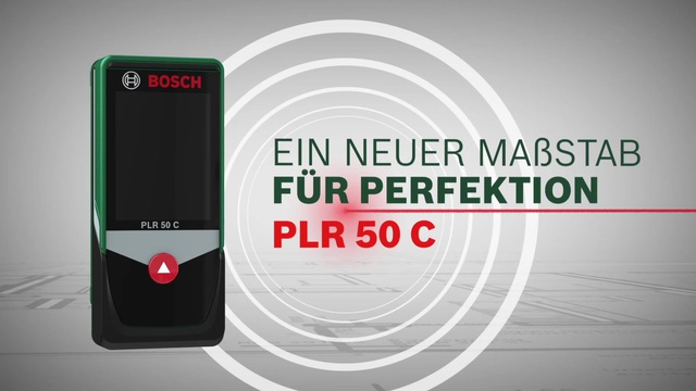 Bosch Laser Entfernungsmesser Plr 50 C : Bosch plr c laser entfernungsmesser