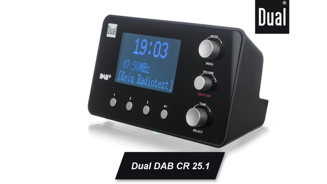 Dual - DAB CR 25.1 Video 3
