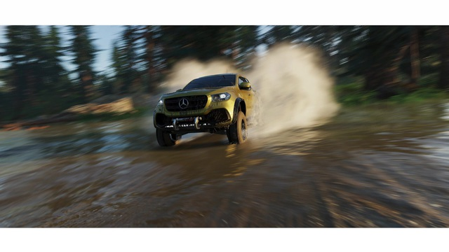 The Crew 2 - Mercedes Video 12