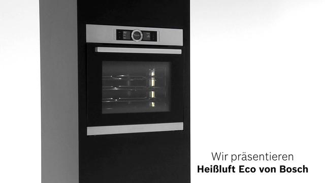 Bosch - Heißluft Eco Video 14