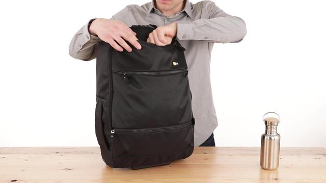 Case Logic - Bryker Backpack Roller Video 3