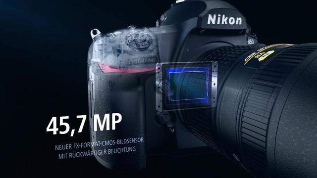 Nikon - D850 Video 8
