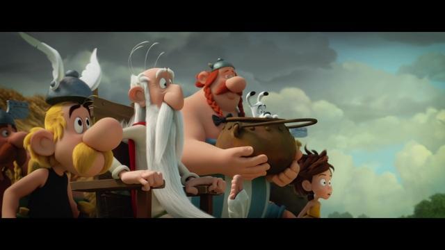Asterix und das Geheimnis des Zaubertranks Video 3