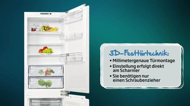 Beko - BCH 130000 Einbau-Kombination Video 5