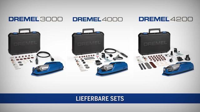 Dremel - 4000 (EZ Wrap) Video 2