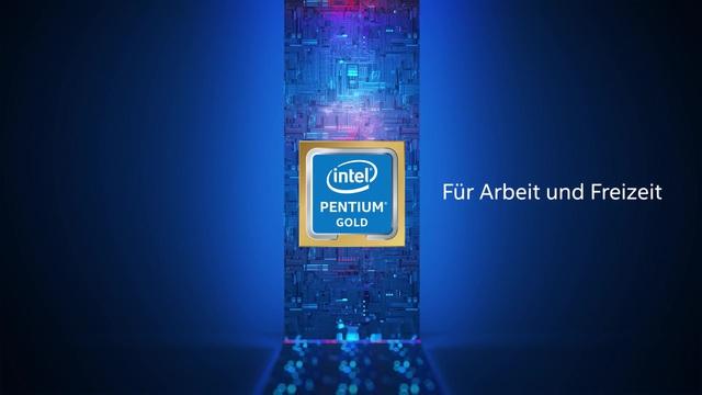 Intel - Pentium Gold Prozessoren Video 12