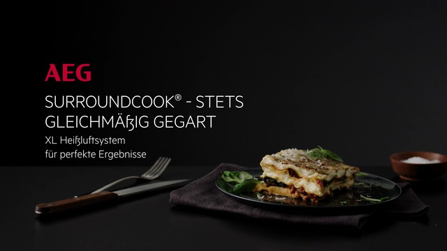 AEG - SurroundCook Video 17