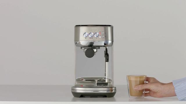 Sage - The Bambino Plus Kaffeemaschine Video 9