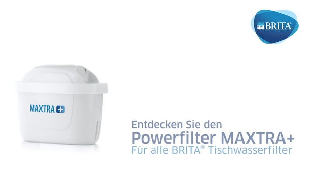 Brita - Maxtra+ Powerfilter Video 3
