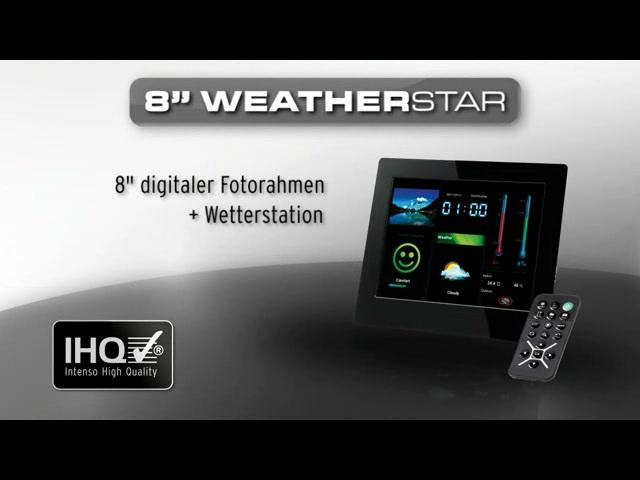 "Intenso - 8"" WeatherStar Video 3"