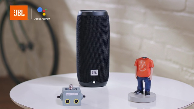 JBL by harman - Link Serie mit Google Assistant Video 6