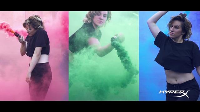 Kingston - HyperX RGBe You Campaign Video 10