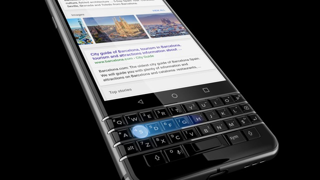BlackBerry KeyOne All-in One Video 14