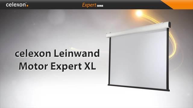 Celexon - Leinwand Motor Expert XL Video 3