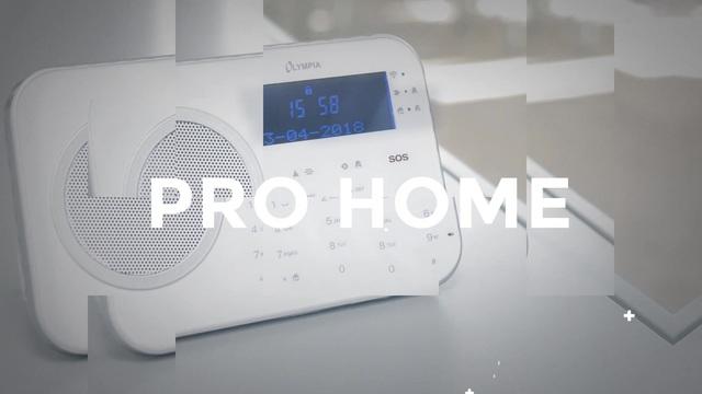Olympia - ProHome Alarmanlagen Video 3