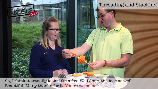 IWAn Threading and Stacking