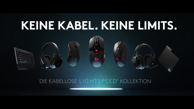 Logitech - Lightspeed Kollektion Video 5
