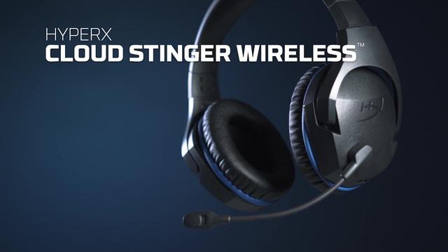 Kingston - HyperX Cloud Stinger Wireless Video 3