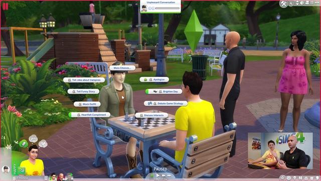 Die Sims 4 - Gameplay Video 7