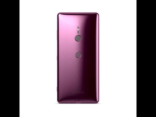 Sony - Xperia XZ3 Video 6