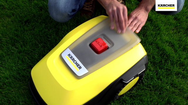 Robotic Lawn Mower RLM 4 - Product features Video 38