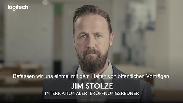 Logitech - Spotlight Kabelloses Präsentationsgerät - Jim Stolze Video 15
