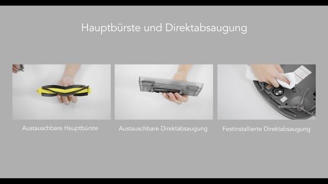 Ecovacs - Deebot - Pflegetipps Video 11