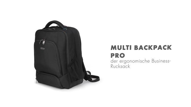 Dicota - Multi Backpack Pro Video 3