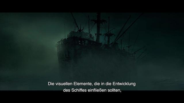 The Dark Pictures Anthology: Man of Medan - Das Design des Geisterschiffs Teil 1 Video 6
