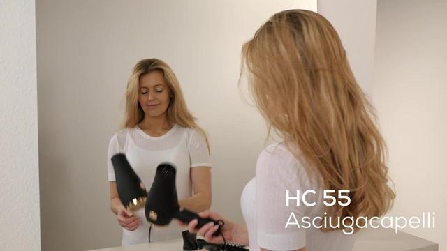 HC 55 Quickstart IT Video 10