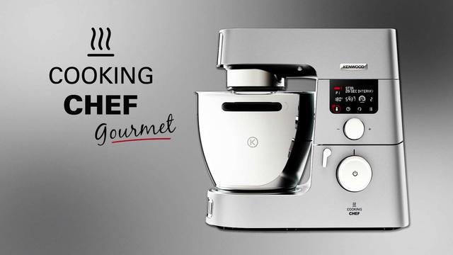 Kenwood - Cooking Chef Gourmet Video 3