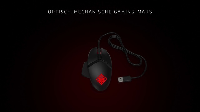 HP - OMEN by HP Reactor Mouse Video 3
