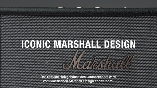 Marshall - Stanmore II Bluetooth Video 3