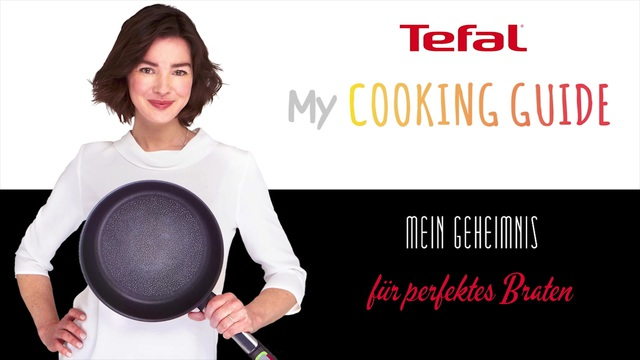 Tefal - My ccoking guide: Rezept gebratener Pak Choi Video 8