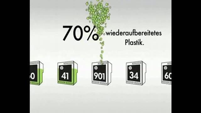 Hewlett Packard - Druckerpatronen Video 3