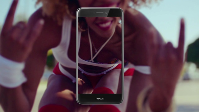 Huawei - P8 lite (2017) Video 3