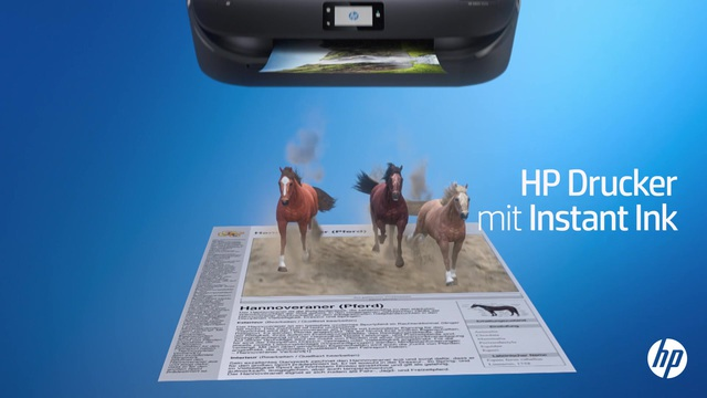 HP - Instant Ink Video 12