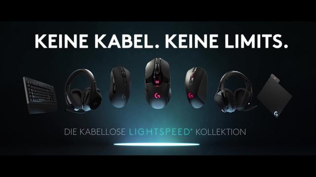 Logitech - Lightspeed Kollektion Video 9