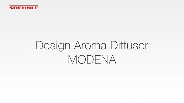 Soehnle - Design Aroma Diffuser Modena Video 3